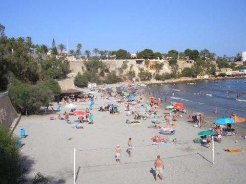 Beskyttet strand